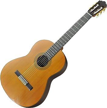 Yamaha GC22 C Guitarra Acústica Clásica 6cuerdas Marrón Guitarra - Guitarras (6 Cuerdas, 370 mm, 38 pulgadas, 3.7 pulgadas, 10 cm)