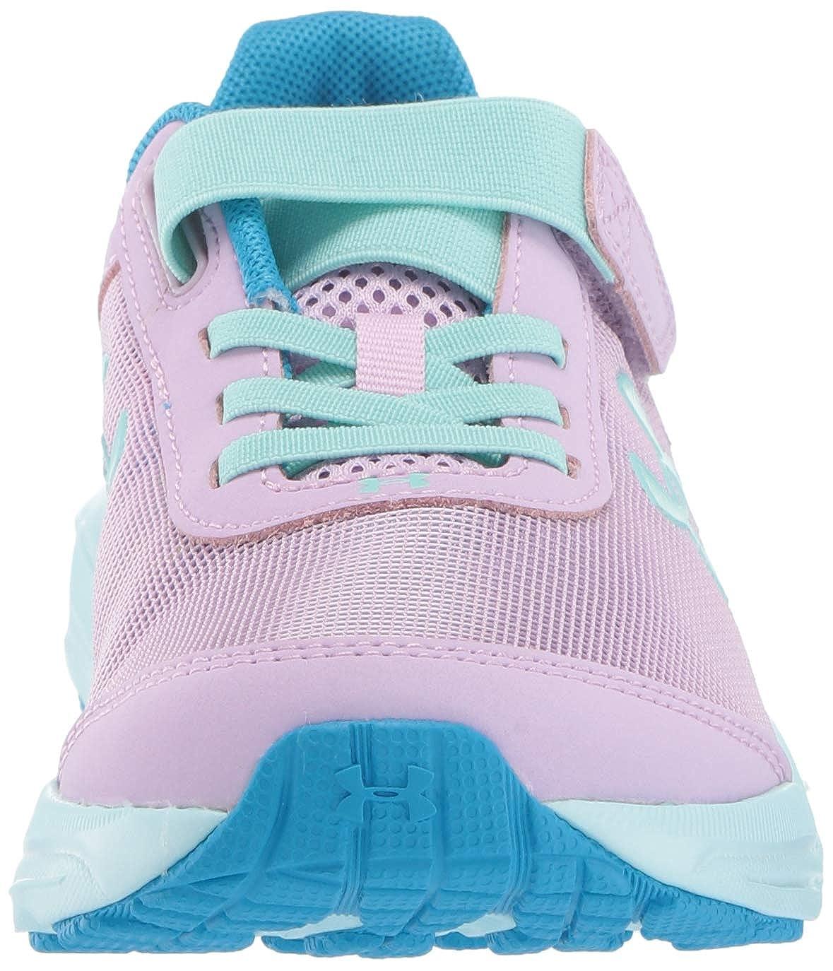 Under Armour Kids Pre School Rave 2 Print Alternate Closure Sneaker