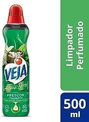 Limpador Aroma Sense Frescor, Veja, 500 ml