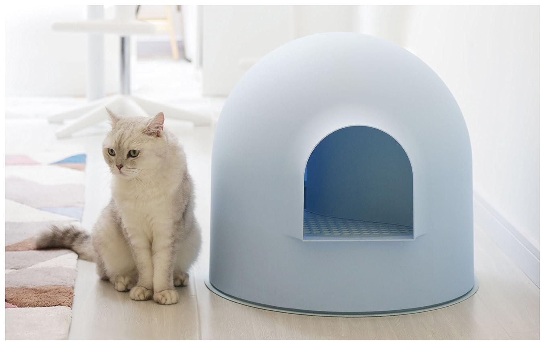 Litter cat stylish box uk foto