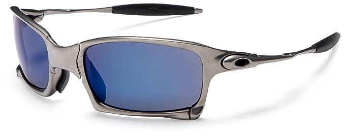 663155d0ba Oakley Men s Iridium X-Squared Metal Sunglasses