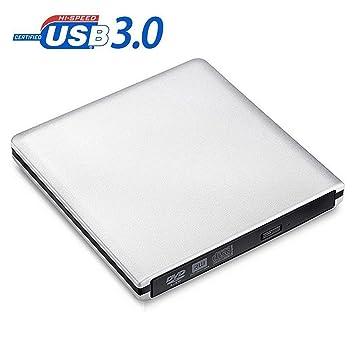 jokdeer externo DVD unidad grabadora USB 3.0 CD/grabadora de DVD RW Writer All de