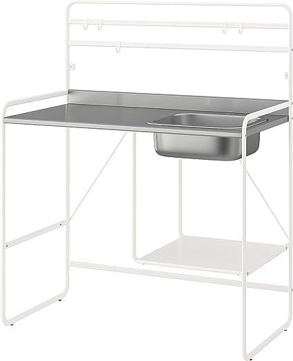 IKEA SUNNERSTA mini-cocina 112x56x139 cm: Amazon.es: Coche y moto