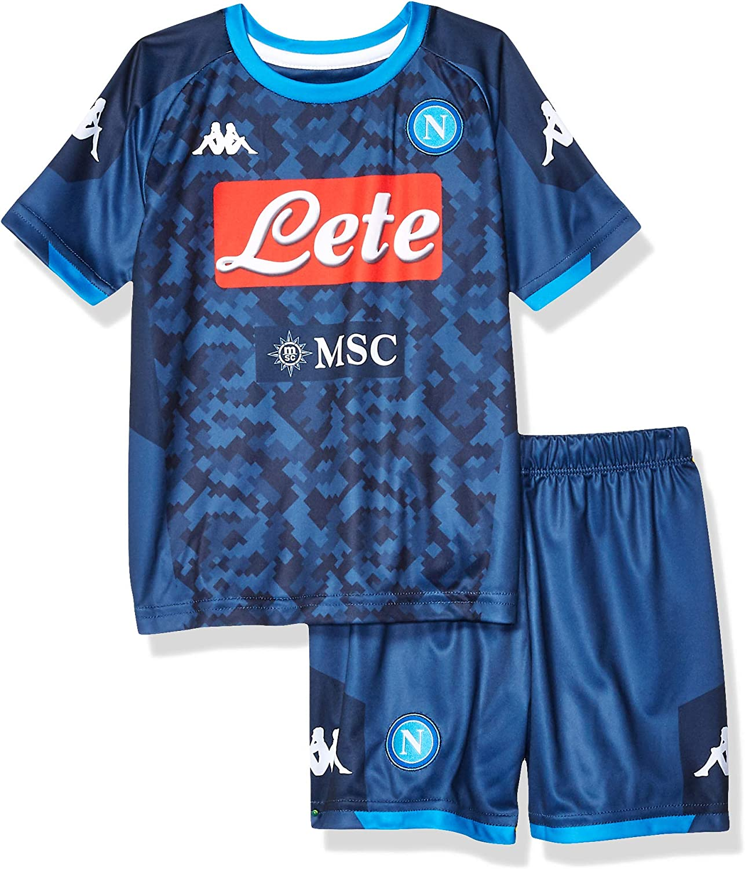 ssc napoli Kit Gara Portiere Bambino Away 2019/2020 Calcio ...