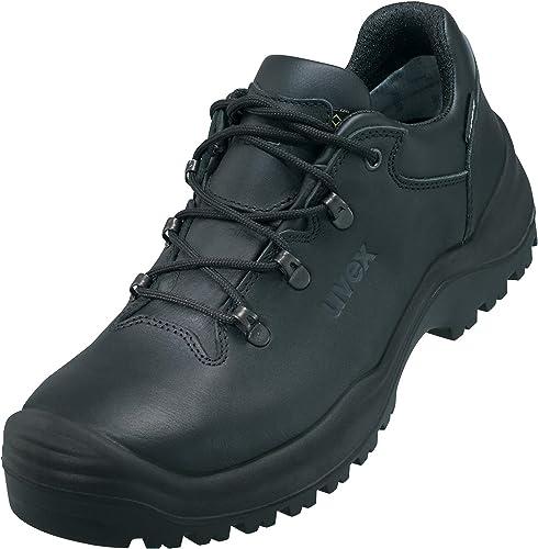 Uvex Quatro GTX S3 SRC ESD Zapatillas de Seguridad - Zapato de Trabajo - Calzado Bajo - Industria y Construcción: Amazon.es: Zapatos y complementos