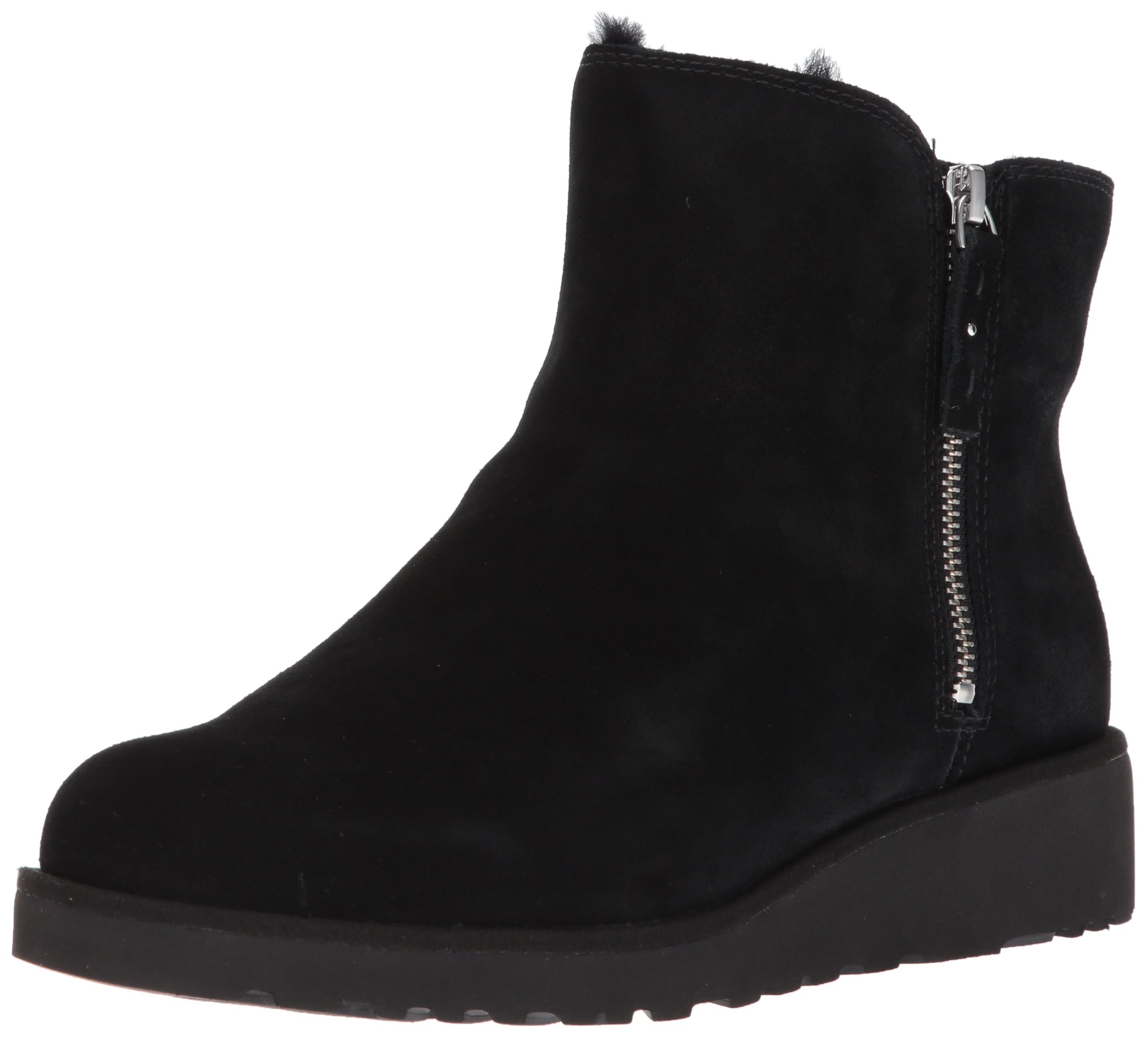 UGG Women's Shala Slouch Boot, Black, 8 M US