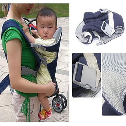 cdycam ajustable niño mochila portabebés Wrap recién nacidos Niños ...