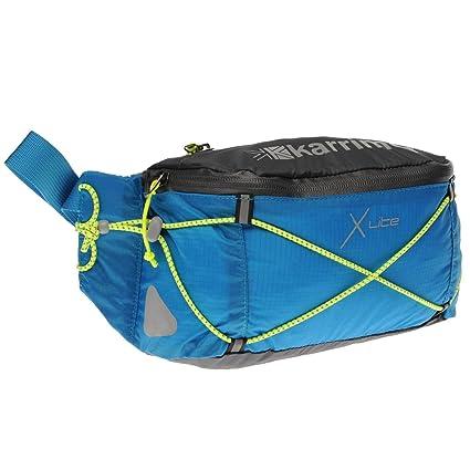 Official Bags - Riñonera Adulto unisex Azul Blue/Charcoal: Amazon ...