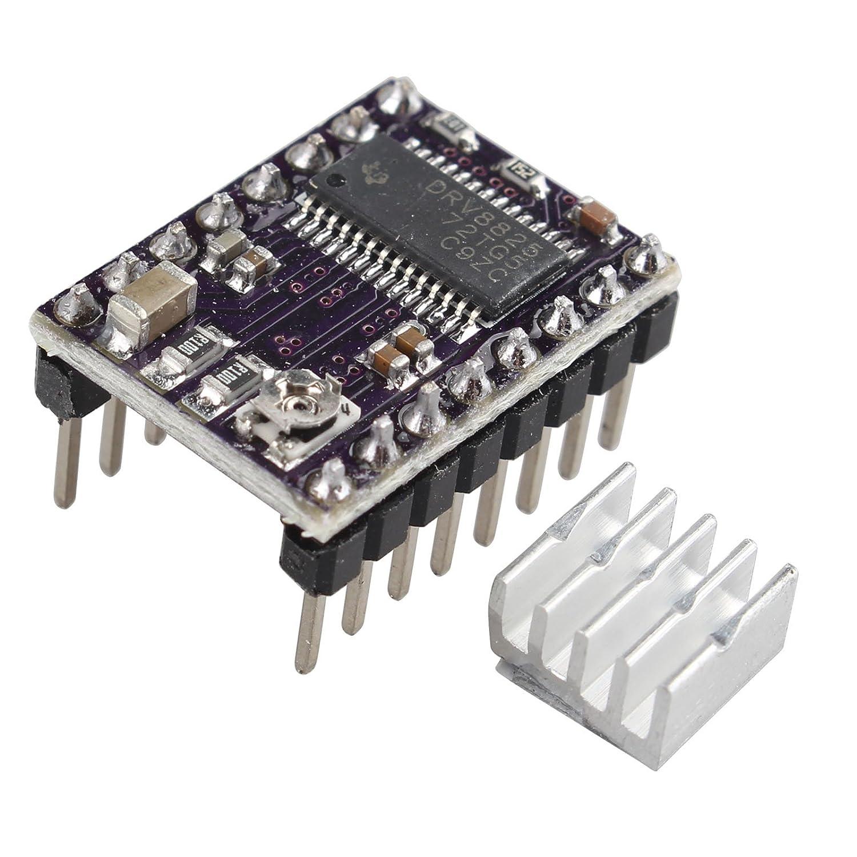 5x StepStick 4layer PCB DRV8825 Schrittmotor Driver für RepRap 3D Drucker