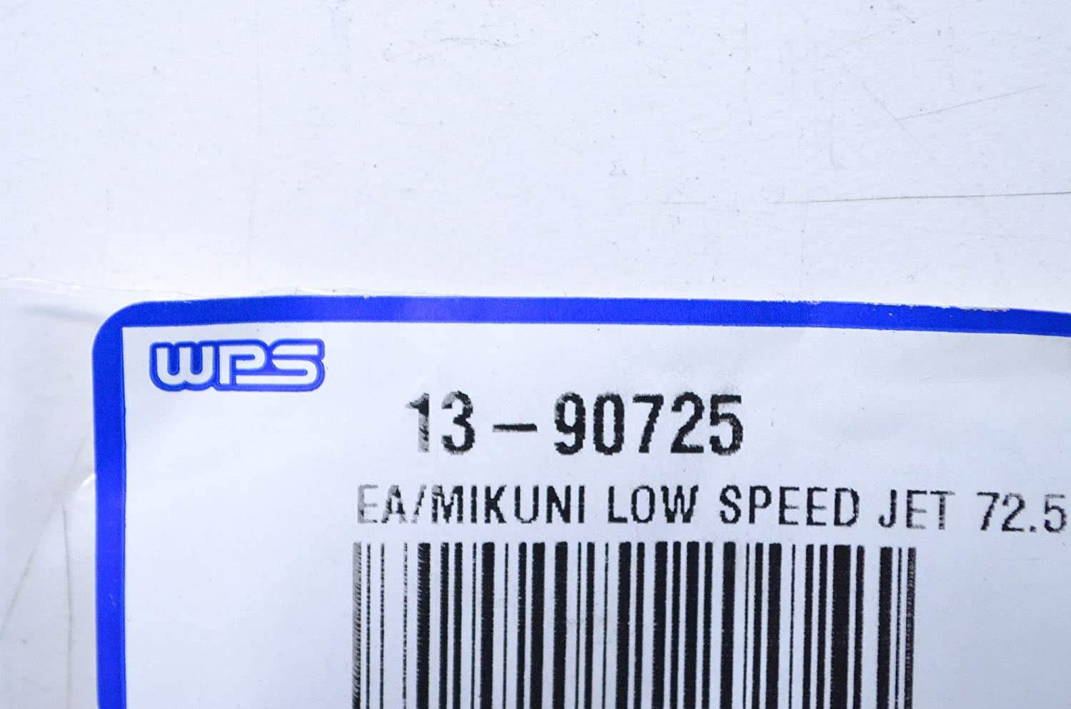 N100.606-72.5 each Mikuni n100.606-72.5 each low speed jet 72.5