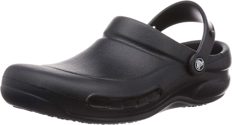 Amazon.com   Crocs Bistro Clog, Black