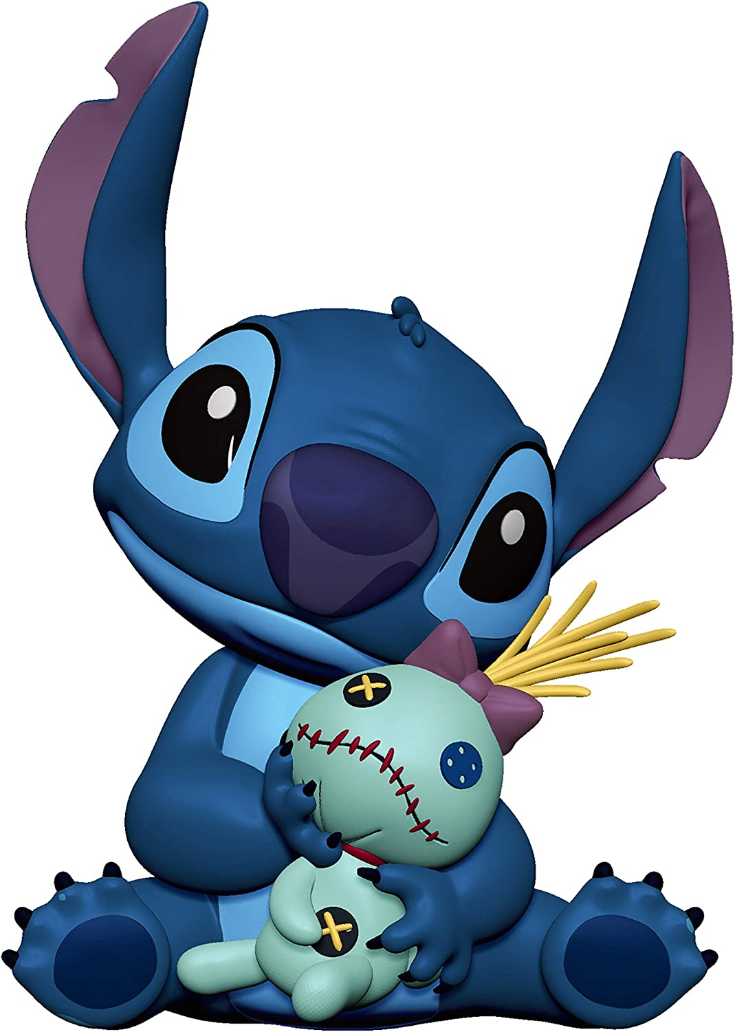 Stitch at the Movies  Figurine Christmas Ornament