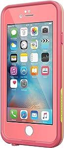 Lifeproof FRĒ SERIES iPhone 6 PLUS/6s PLUS Waterproof Case - Retail Packaging - SUNSET (PIPELINE/WINDSURF/LONGBOARD)
