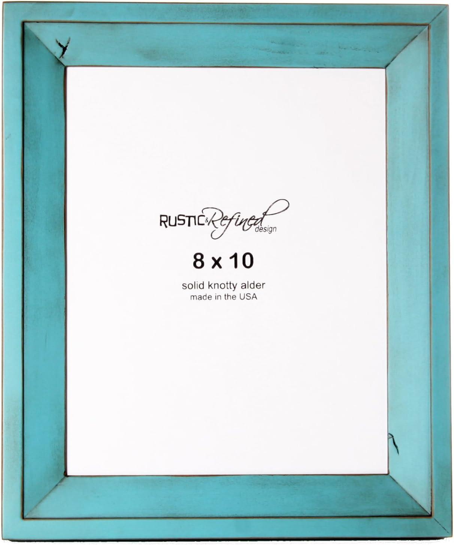 "regular clear glass White wood long narrow frame flex tabs 10/"" x 22/"" sawtoot"