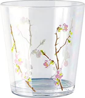 Corelle Coordinates Cherry Blossom 14-Ounce Acrylic Glass Set of 6  sc 1 st  Amazon.com & Amazon.com | Corelle Cherry Blossom Square Dinnerware Set (Serves 4 ...