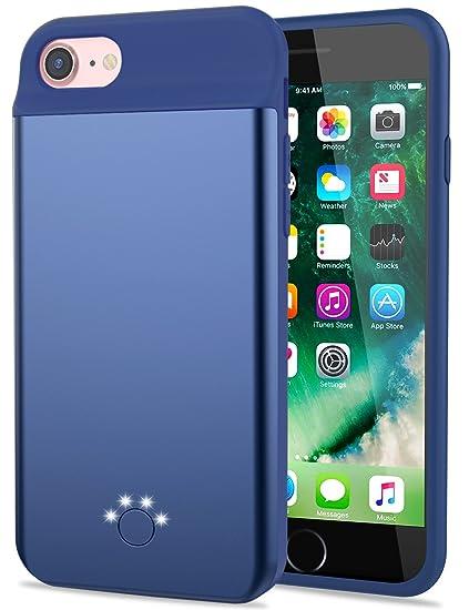Amazon.com: iPhone 6/6S carcasa de batería, smpoe Ultra ...