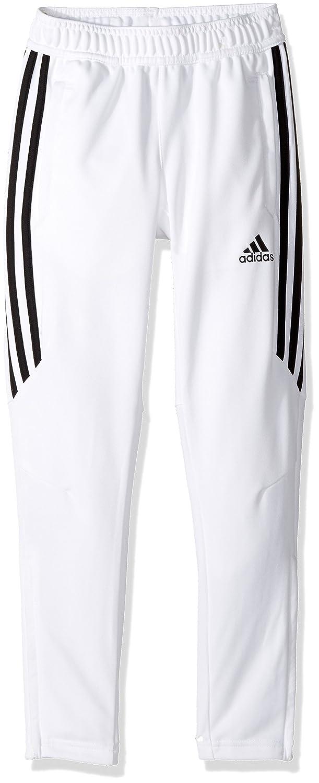 adidasユースサッカーパンツ ティロ17 B01N498DAK X-Small|ホワイト/ブラック ホワイト/ブラック X-Small