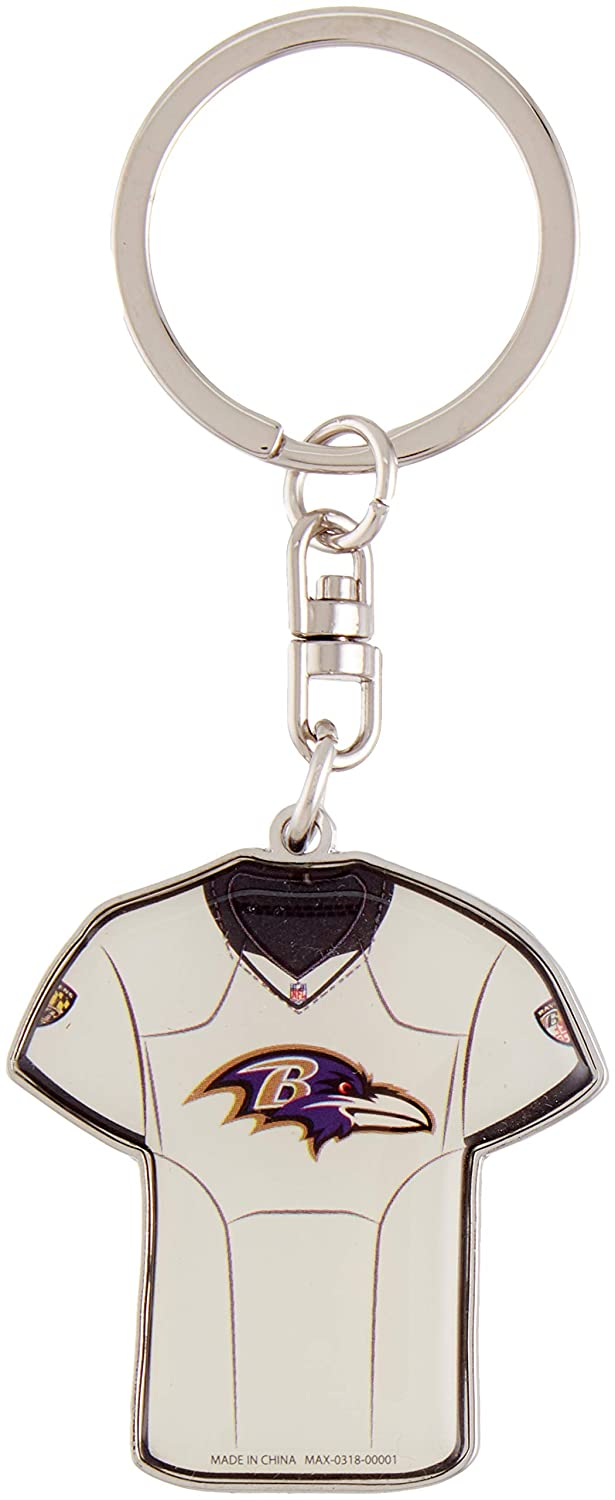FOCO NFL Unisex Double Sided Jersey Keychain