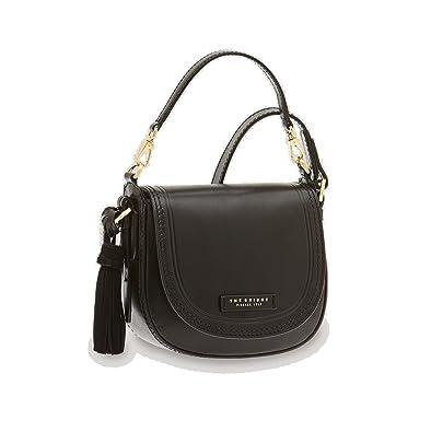 a658f08732952 The Bridge Women s Top-Handle Bag Brown Black Gold  Amazon.co.uk ...