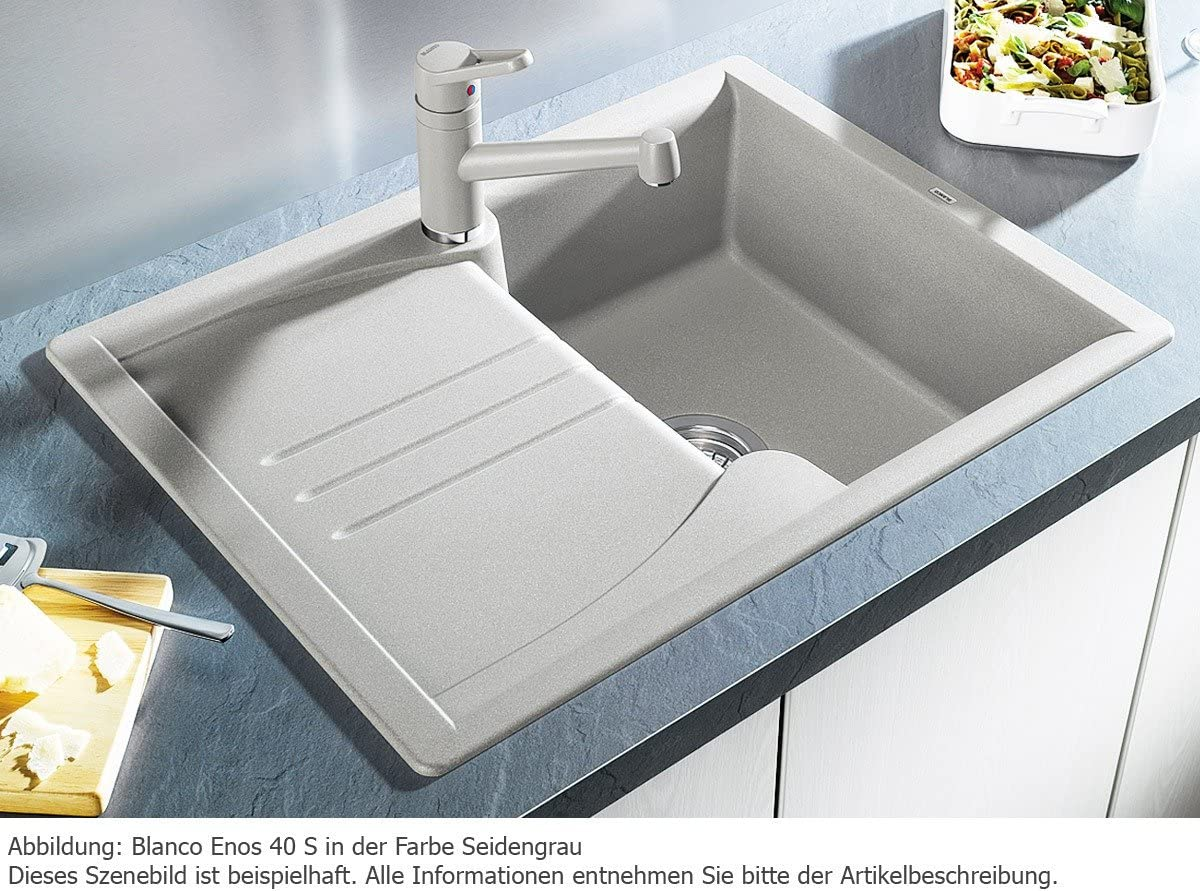 524882 Fregadero de cocina Blanco 524930 Lexa