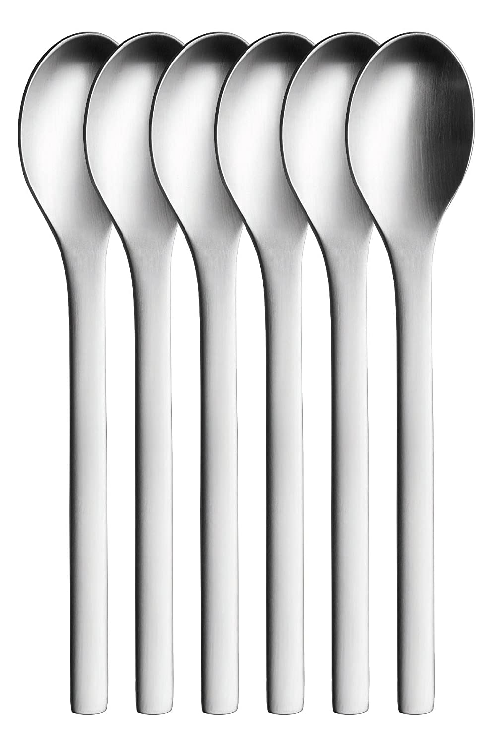 Puresigns 3010613 Art. Code-3010613, One Extra Coffee Spoon Set, 6 Pieces
