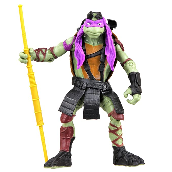 Amazon.com: Teenage Mutant Ninja Turtles Movie Donatello ...