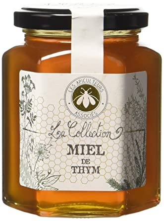 miel de thym la collection