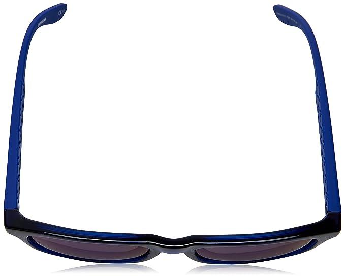 Carrera Unisex-Erwachsene Sonnenbrille 5023/S JJ, Schwarz (Smtruth Blck), 52
