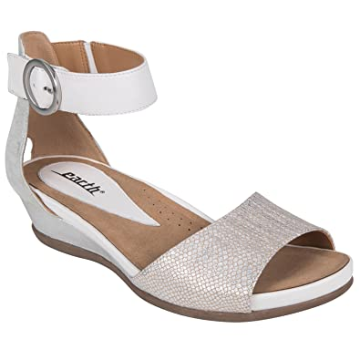 outlet choice buy cheap many kinds of Earth Leather or Suede Two-Piece Sandals - Hera visit for sale reliable clearance visit new RM7NJ