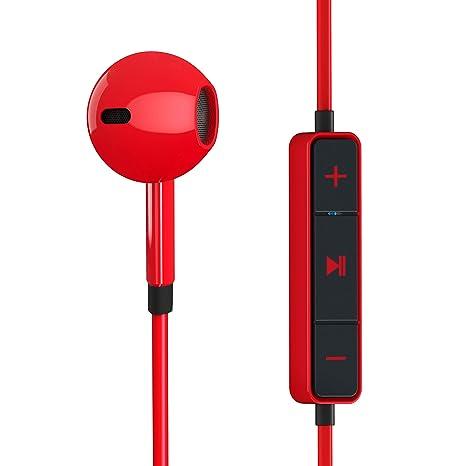Energy Earphones 1 Bluetooth - Auriculares in-Ear (Bluetooth, Earbud, micrófono Integrado