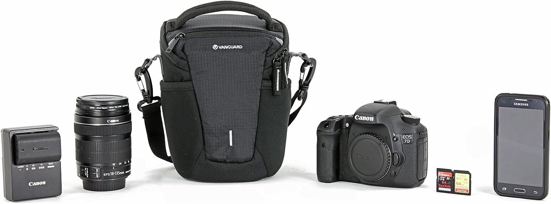 Veo Discover 15Z - Funda para cámara réflex o DSLR y objetivo ...