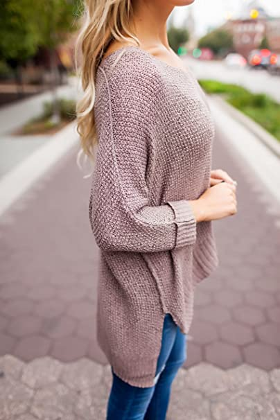 Cardigan Sweaters for Women Lightweight Dylung Womens Open Front Knit Long Cardigan with Side Pockets Warm Coat Pullover Sweater