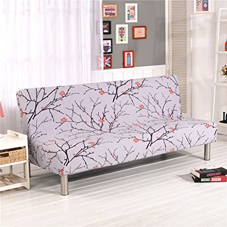 sofa cover stretch elastic fabric chair loveseat sofa couch rh amazon co uk Slipcovers for Sofas with Cushions sofa slipcovers for leather couch