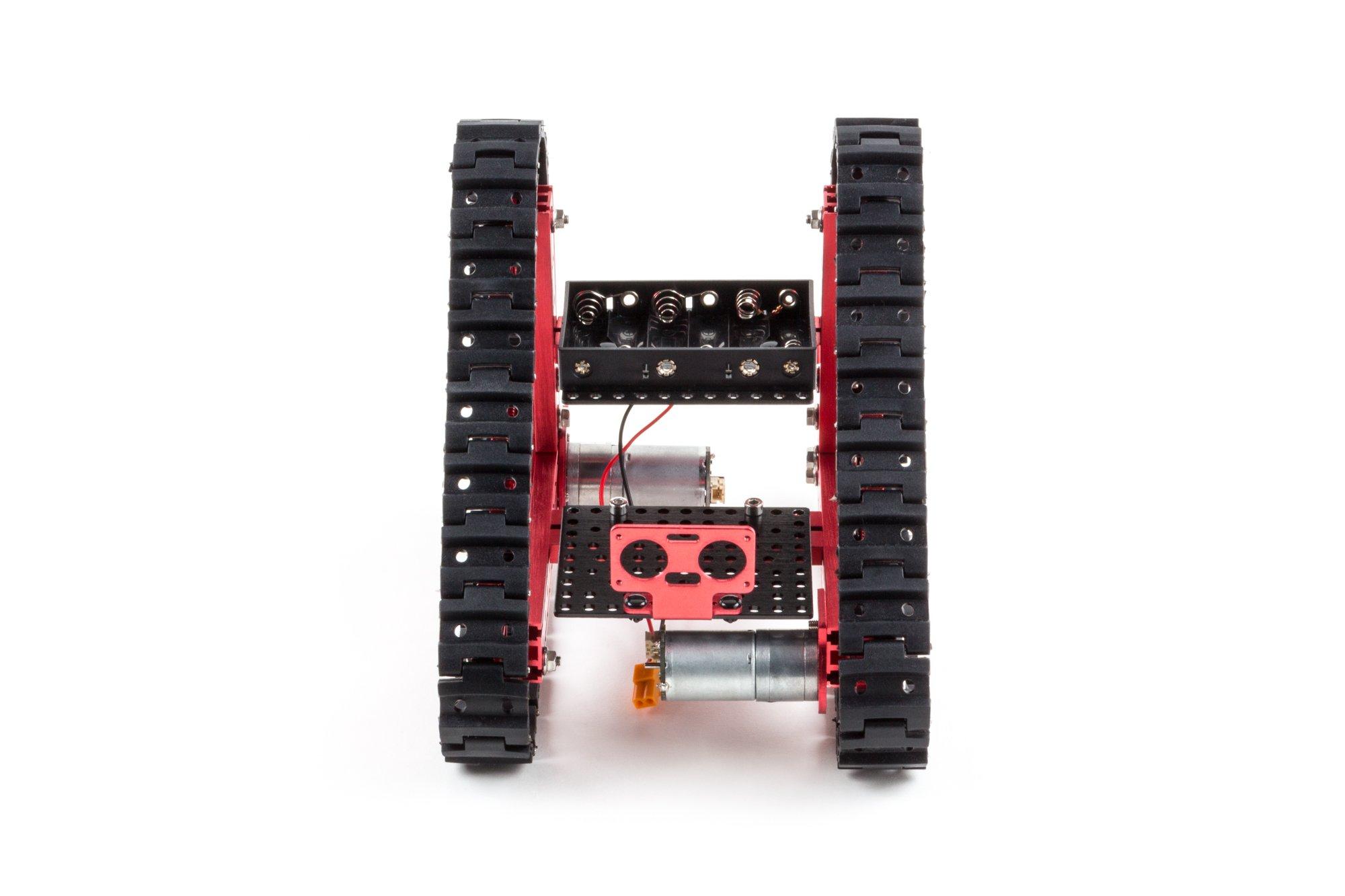 OSEPP Triangular Tank Robotic Mechanical Kit by OSEPP (Image #3)
