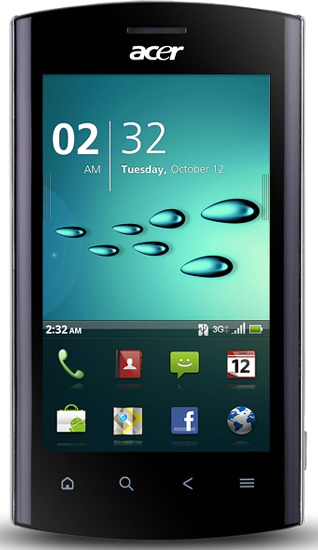 Acer Liquid Metal - Smartphone libre Android: Amazon.es: Electrónica