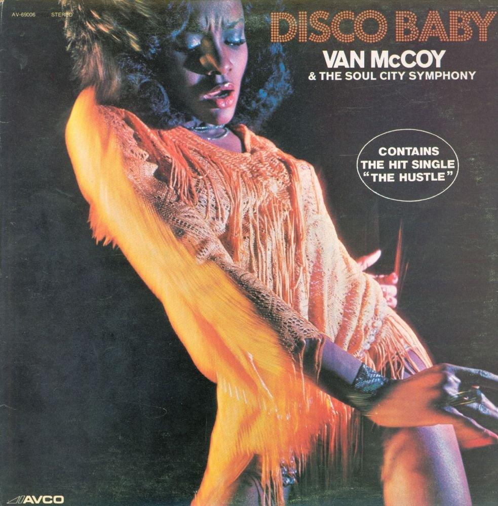 Van McCoy - Van McCoy & The Soul City Symphony: Disco Baby LP VG++ Canada  AVCO AV 69006 - Amazon.com Music