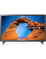 """LG 32LK610B 32"""" HD Smart TV Wi-Fi Black, Grey LED TV - LED TVs (81.3 cm (32""""), 1366 x 768 pixels, LED, Smart TV, Wi-Fi, Black, Grey)"""