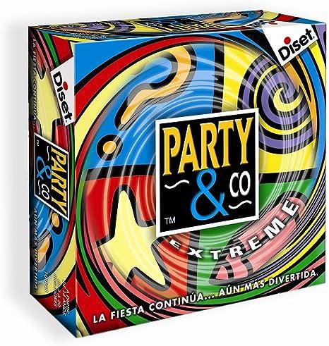 Diset - Party & Co: Amazon.es: Juguetes y juegos