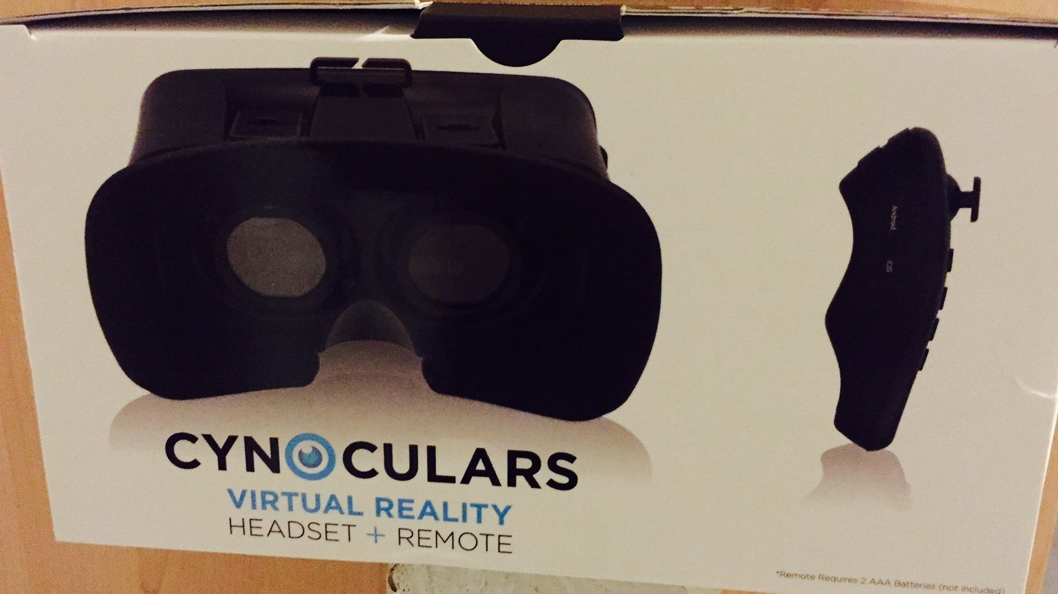 Hype ATVCYNO Cynoculars Virtual Reality Headset by Hype (Image #3)