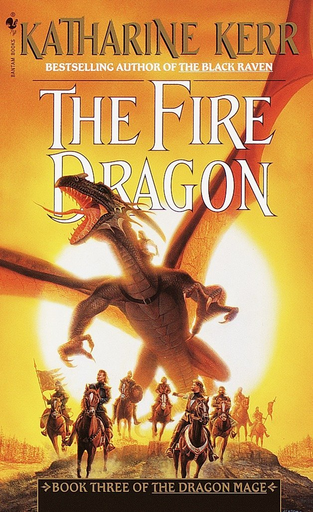 The Fire Dragon (Dragon Mage, Book 3) pdf epub