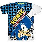 Sonic The Hedgehog Big Boys T Shirt