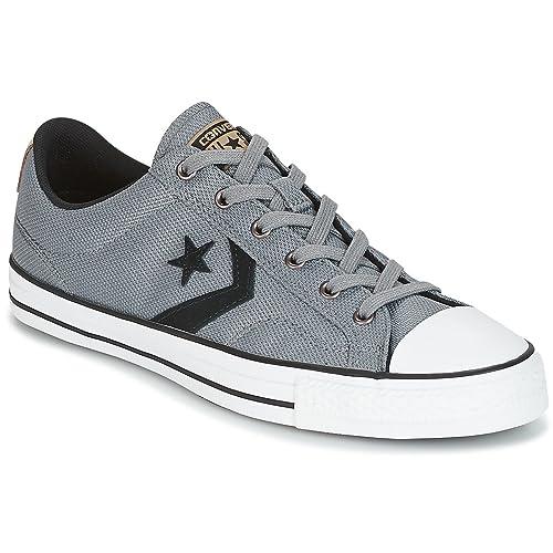 e086741aa710 Converse Men Shoes Sneakers Star Player  Amazon.co.uk  Shoes   Bags