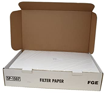 PITCO sp-1507 100 pcs FGE papel de filtro