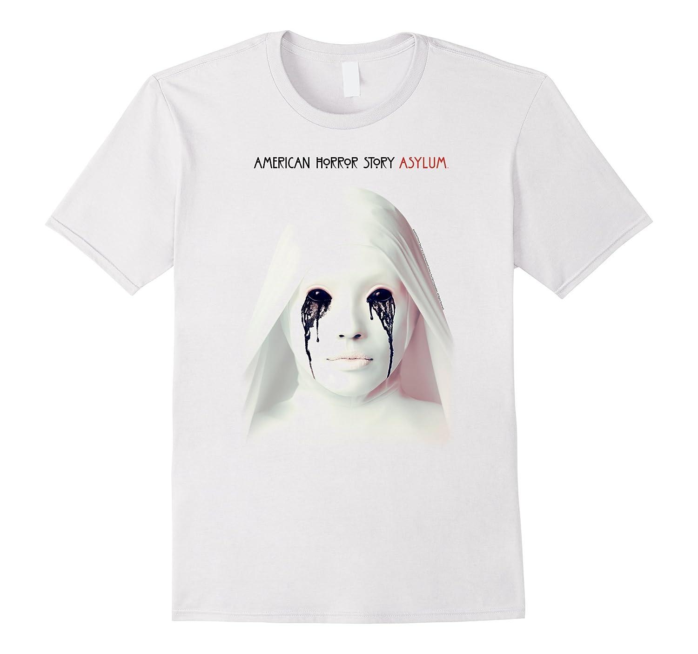 American Horror Story Asylum White Nun-TJ