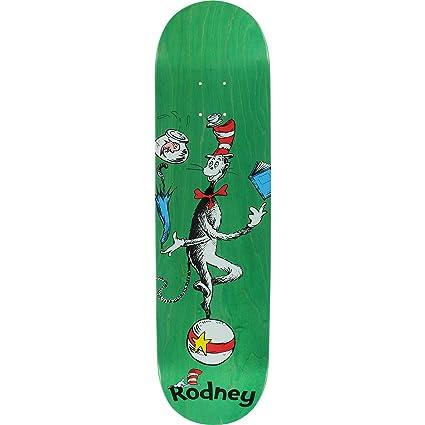 Amazon com : Almost Skateboards Rodney Mullen Cat Ball