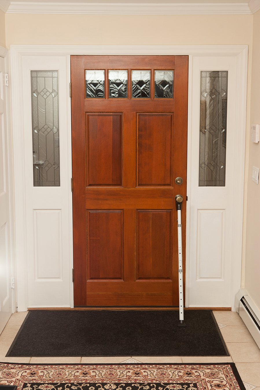 Mace Brand 80116 Jammer Home Security Door Brace by Mace (Image #5)