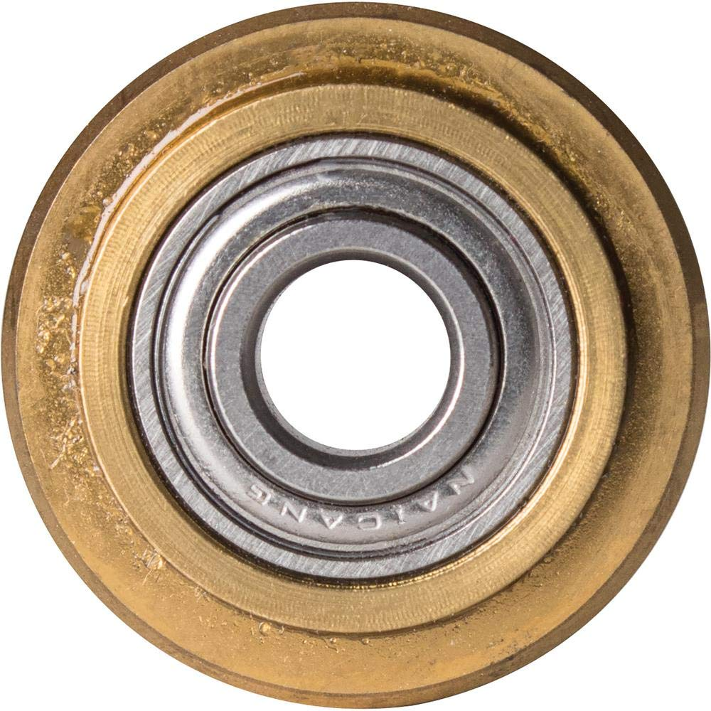 QEP 21178Q 7/8 In. Titanium Coated Replacement Cutting Wheel by QEP