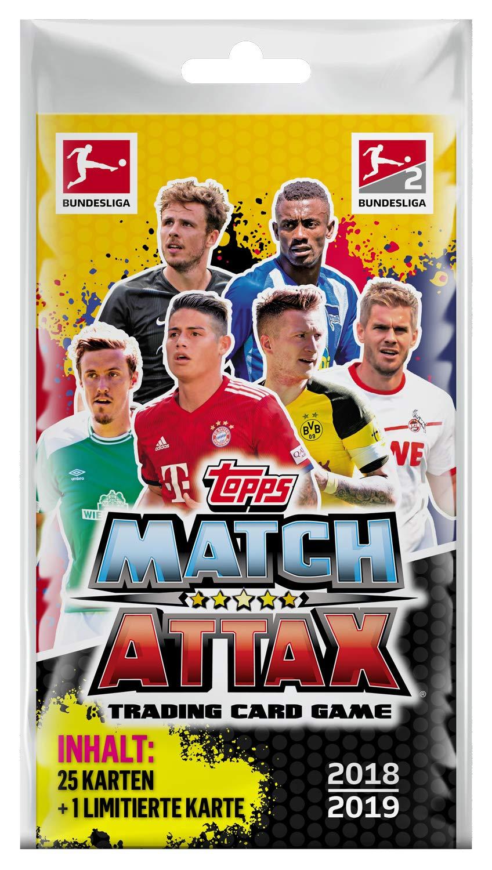 Topps Match Attax Cartas coleccionables 2018/19 Ampolla ...