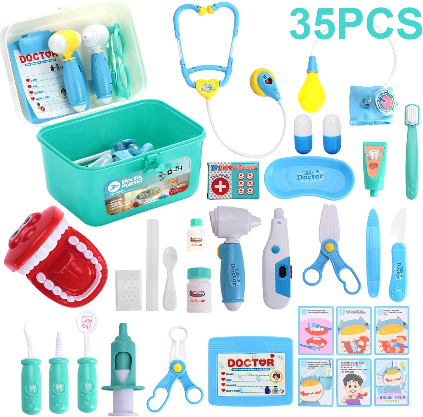 Top 12 Best Toy Doctor Kits (2020 Reviews & Buying Guide) 12