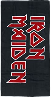 Unbekannt Iron Maiden btim01 strandlaken, algodón, multicolor, 150 x 75 x cm